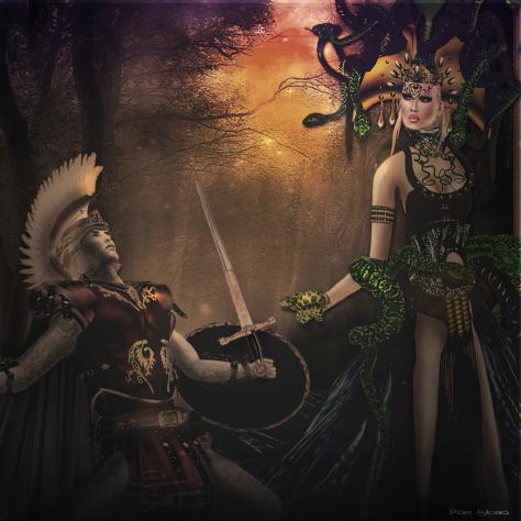 Medusa-Anna Sapphire-Tyler