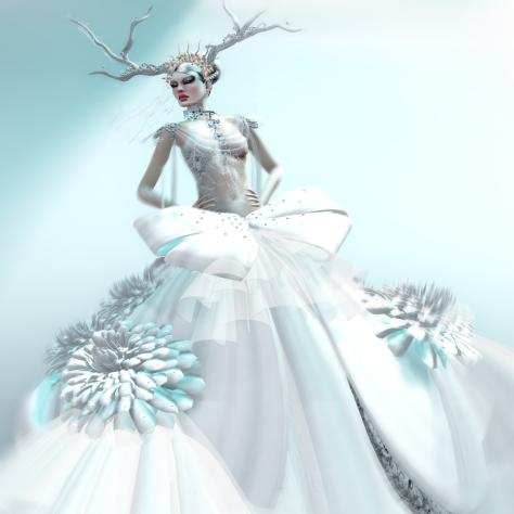 Ice Kingdom Full Body Anna Sapphire