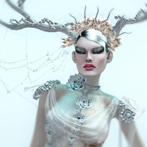 Ice Kingdom Headshot Anna Sapphire