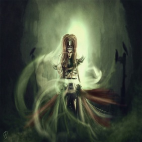 Witch 3 The Voodoo Priestess