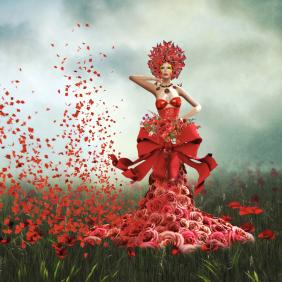 Spring Awakening Casting- Diamondgem Destiny - Fullbody