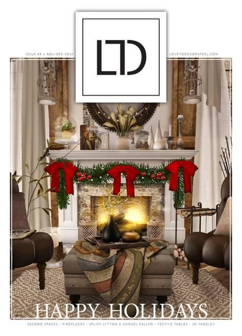 LTD NovDec 2014 Cover