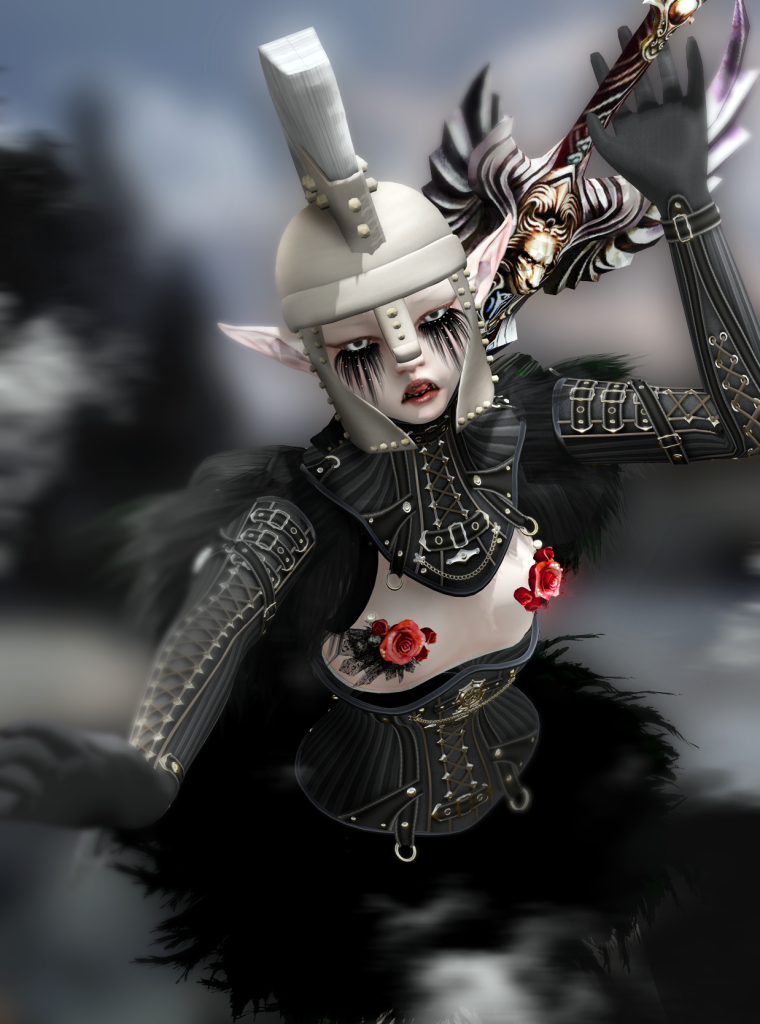 FTH_TheDollHouse-TheWarrior_HoneyBender_ThePierrot