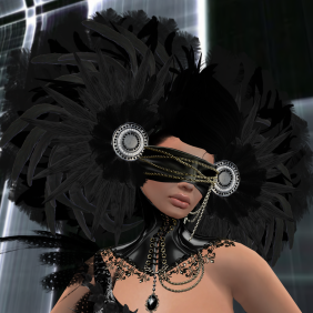 Fashion Teller Avant Garde~ Spirit Llewellyn-Head Shot