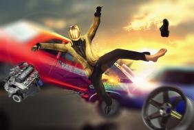FTH dreams (car crash) Rico Polly Elan
