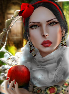 Snow White HEad